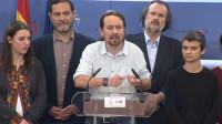 Pablo Iglesias dice que el ataque a Siria