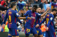 El Barça olvida Roma a costa del Valencia