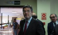 Catalá, tras la sentencia de 'La Manada', emplaza a una reforma del Código Penal