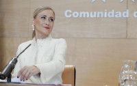 Cristina Cifuentes deja la presidencia del PP de Madrid