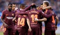 El FC Barcelona gana su séptima liga en 10 años