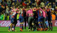 El Levante se carga el récord del Barça