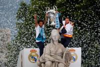 Marcelo y Ramos coronan a Cibeles