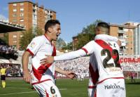 El Rayo Vallecano vuelve a Primera dos años después
