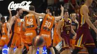 Valencia Basket no da lugar a la sorpresa y tumba a Herbalife Gran Canaria con un festival de triples