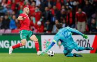 Marruecos no encuentra el camino del gol y empata con Ucrania