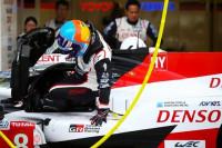 Alonso domina de primeras en Le Mans, el mejor del test oficial