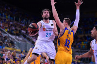 El Real Madrid remata el pase a la final en Gran Canaria