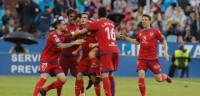 El Numancia se cuela en la final del 'play-off' en La Romareda