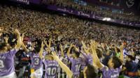 El Valladolid de los 35 goles de Mata vuelve a Primera cuatro años después