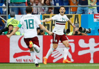 México cotiza al alza ya en octavos del Mundial