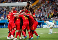Bélgica reacciona a tiempo y tumba el sueño de Japón
