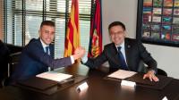 Busquets renueva con el FC Barcelona hasta 2021