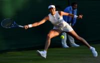 Muguruza se cae de Wimbledon en segunda ronda