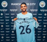 El Manchester City ficha al argelino Riyad Mahrez