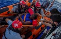Marc Gasol participa en un rescate en el Mediterráneo a bordo del buque 'Austral' de Proactiva Open Arms