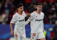 El Sevilla comienza con goleada la 'era Machín' en su torneo predilecto