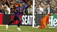 El Barça inicia su pretemporada con victoria por penaltis ante el Tottenham