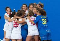 Las Red Sticks se plantan en semifinales de un Mundial 12 años después