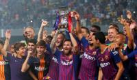 Dembélé y Ter Stegen valen una Supercopa