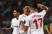 El Sevilla busca rematar la faena en Vilna