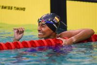 España nada en medallas en el Europeo de natación paralímpica