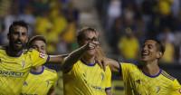 El Cádiz se gana los primeros puntos ante el Almería