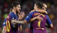 Messi entra con recital en LaLiga