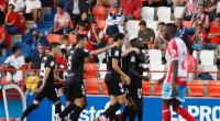 El Málaga se anima en Lugo en un sábado de golazos y empates