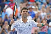 Djokovic logra el pleno de Masters ante Federer