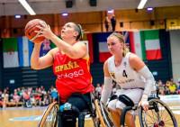 España femenina cede ante Alemania en cuartos de final del Mundial de baloncesto en silla de ruedas