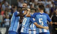 Málaga y Deportivo superan a Alcorcón y Extremadura
