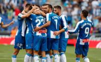 El Espanyol se crece ante el Valencia y Sevilla y Villarreal no encuentran el gol