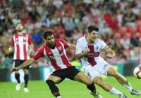 El Huesca frena (2-2) al Athletic en San Mamés y el Celta asalta (1-2) el Ciudad de Valencia
