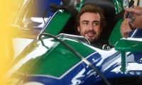 Alonso prueba el IndyCar pensando en las 500 millas