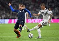 Una mejorada Alemania no puede con Francia (0-0) y Bale lidera la goleda de Gales (4-1)