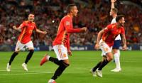 Wembley bendice a la España de Luis Enrique