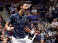 Djokovic derriba a Del Potro en Nueva York y caza a Sampras con su 14º grande