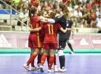 España arrolla a Polonia en el segundo partido del Preeuropeo femenino