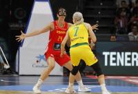 España vence a Australia (65-62) y llegará invicta a 'su' Mundial