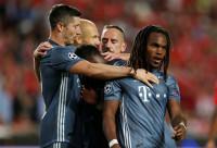 Bayern y United vencen a domicilio y el City pincha en casa ante el Lyon