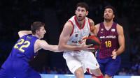 Baskonia, a la final tras ganar a un combativo Barça