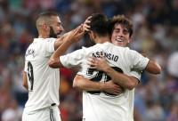 El Real Madrid vence al Espanyol a menos revoluciones