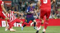 El Barça empata con el Girona y se interrumpe a sí mismo