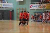 La España de Fede Vidal debuta con goleada ante Dinamarca (10-1)