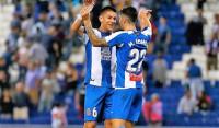 El Espanyol se hace fuerte en Cornellà y el Rayo araña un punto en Anoeta