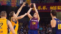 El Barça aplasta al Gran Canaria en su debut