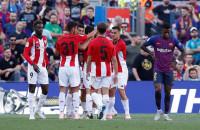 El Barça consuma un nuevo tropiezo