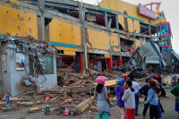 El Comité de Emergencia hace balance dos meses después del terremoto en Indonesia