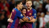 El Barça gana al Tottenham en la locura de Wembley